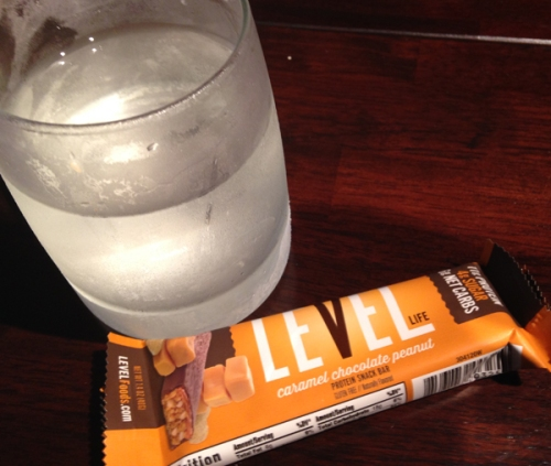 The granola bars also made for quick and easy, on-the-road, post-run snacks.